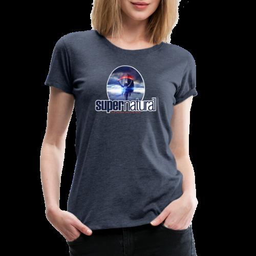 supernatural - Frauen Premium T-Shirt