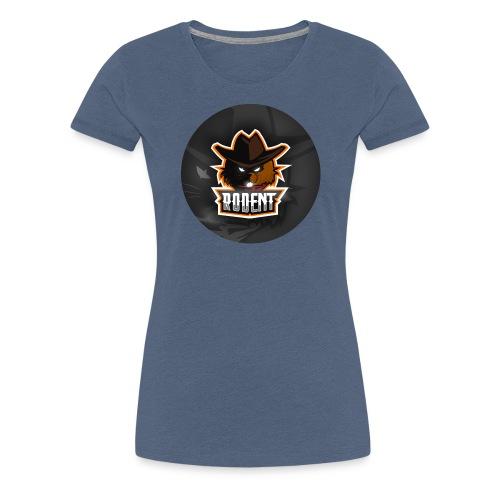 Rodent - T-shirt Premium Femme