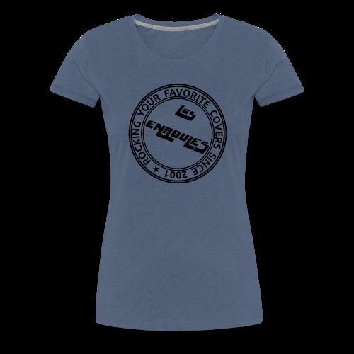 Badge - T-shirt Premium Femme