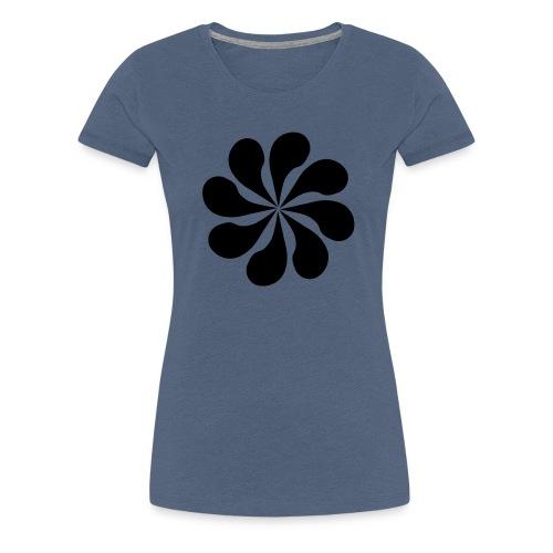 Hawaii Aloha FLower - Frauen Premium T-Shirt