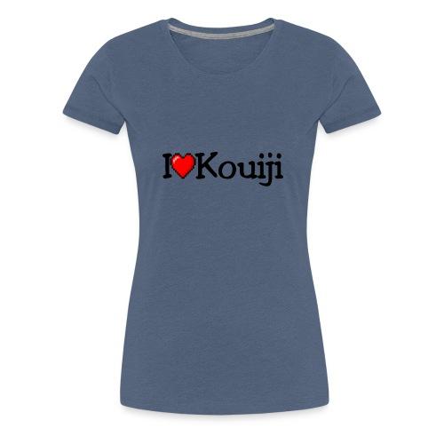 iherzkouiji png - Frauen Premium T-Shirt