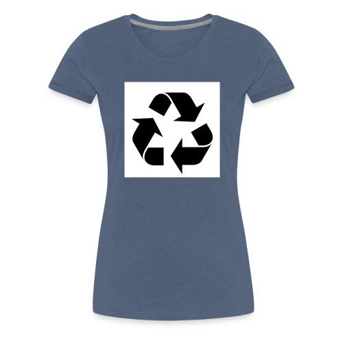 maglia ciclo di vita - Maglietta Premium da donna