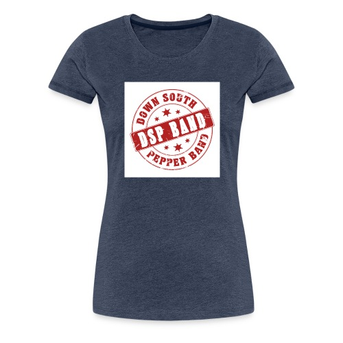 DSP band logo - Women's Premium T-Shirt