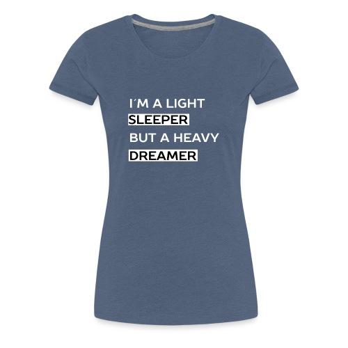 Heavy Dreamer Sweater (Men) - Vrouwen Premium T-shirt