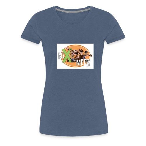 nixenmeer - Vrouwen Premium T-shirt