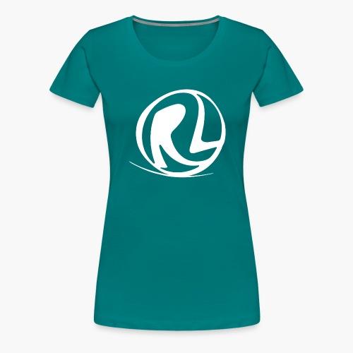 Uomo - Maglietta - Logo RL Bianco - Maglietta Premium da donna