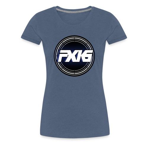 Snapback Hat-Youtube Logo - Women's Premium T-Shirt