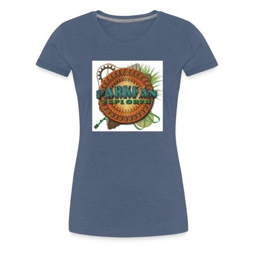 Logo PFE jpg - T-shirt Premium Femme