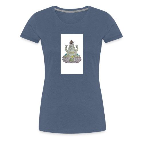lotus - Camiseta premium mujer