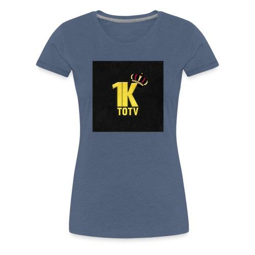 ^81C126DA8D4E9E721649AB3E - Women's Premium T-Shirt