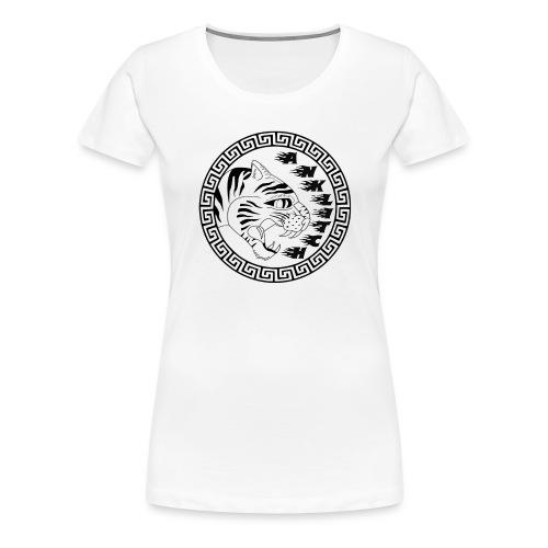 Anklitch - Vrouwen Premium T-shirt