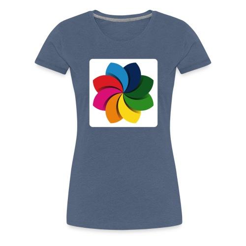 Croqqer girondola - Vrouwen Premium T-shirt
