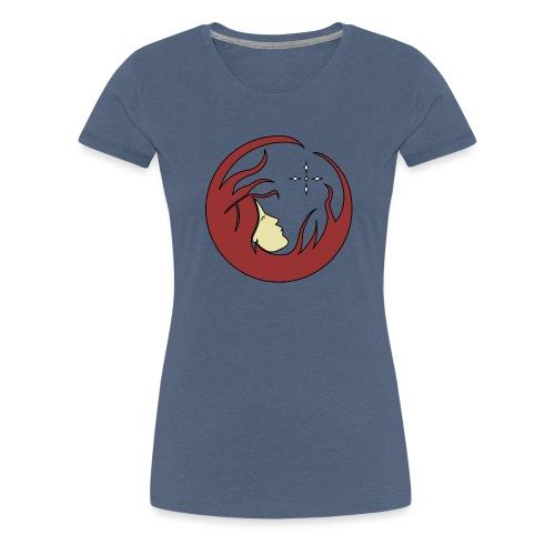 Asteria Concord Official Alliance Logo - Women's Premium T-Shirt
