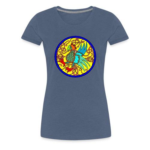 rapace celtico - Maglietta Premium da donna