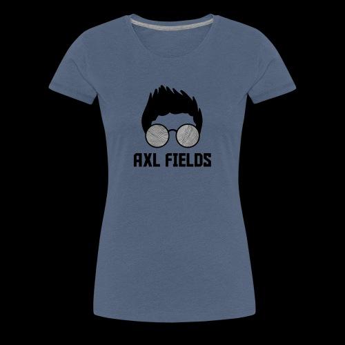 Axl Fields - Camiseta premium mujer