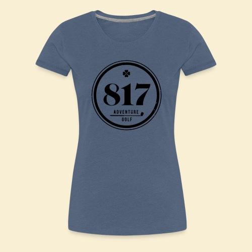 817 Adventure Golf Rucksack - Frauen Premium T-Shirt