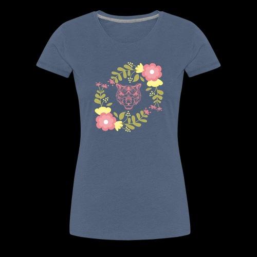 Tee-shirt TIGRE - T-shirt Premium Femme