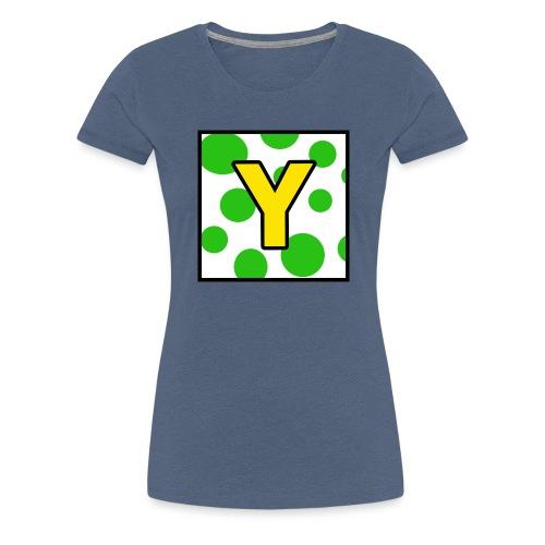 Yoshi - Women's Premium T-Shirt