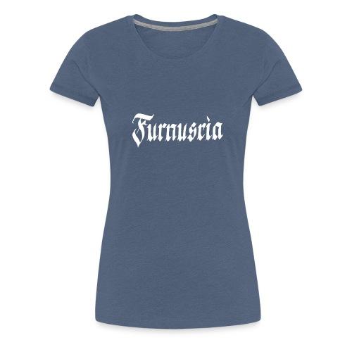 Furniscìa - Preoccupazione - #siculigrafia - Maglietta Premium da donna