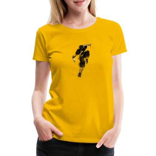 ninja - Maglietta Premium da donna