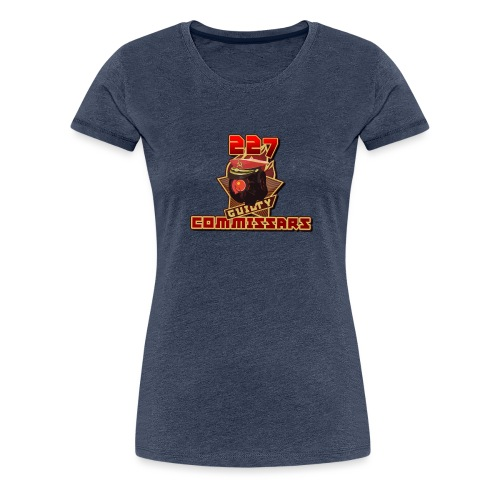Guilty Commissars Espots Team - Women's Premium T-Shirt