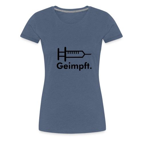 injection01 - Frauen Premium T-Shirt