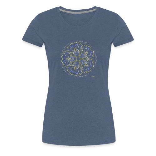 Iluminación Familiar - Camiseta premium mujer