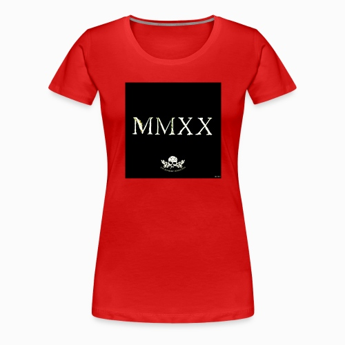MMXX JKF2020 - Women's Premium T-Shirt