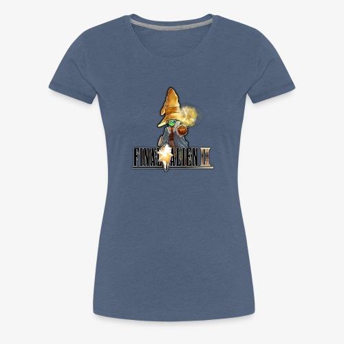 Mr3DAlien as Vivi - Frauen Premium T-Shirt