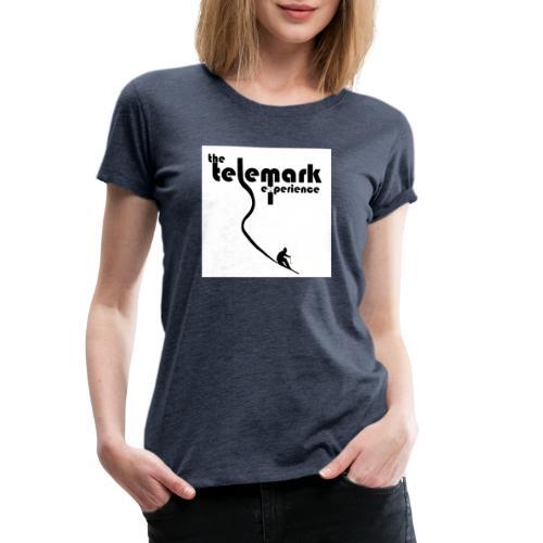 Telemark eXperience - Frauen Premium T-Shirt