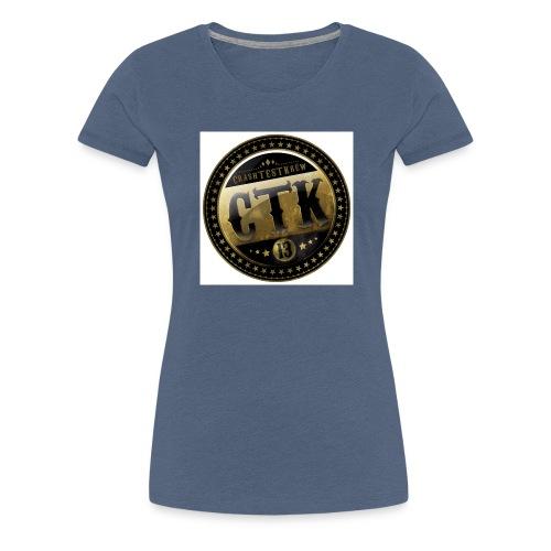 ctk2009 tees1 - T-shirt Premium Femme