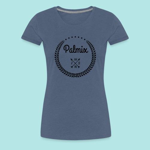 Palmix_wish camiseta mangas color - Women's Premium T-Shirt