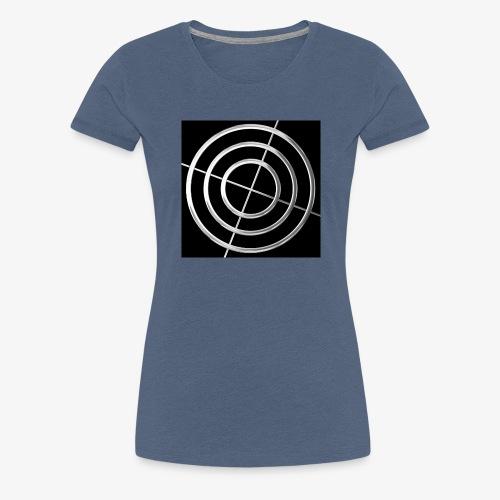 Am I Five - Target - Frauen Premium T-Shirt