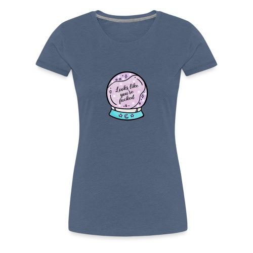 2020 Worst Year Ever Psychic - Women's Premium T-Shirt