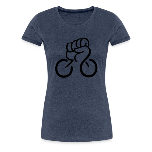 Critical Mass - Frauen Premium T-Shirt