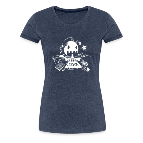 Castle Game Jam 2016 - Women's Premium T-Shirt