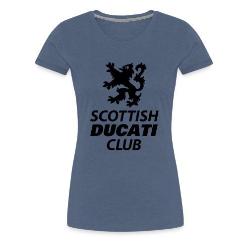 polo pocket 2 - Women's Premium T-Shirt