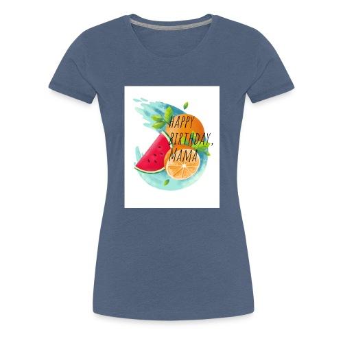 20190618 005537 0000 - Frauen Premium T-Shirt