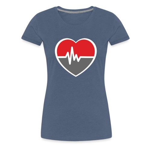 RaveHeart - Flowjob - Women's Premium T-Shirt