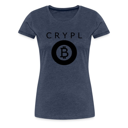 bitcoin freak - Frauen Premium T-Shirt