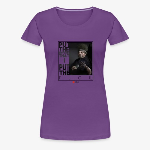 bboy forever - Camiseta premium mujer