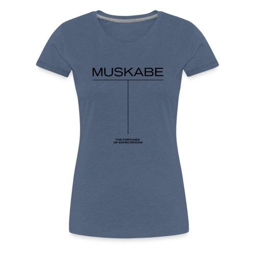 Muskabe-Shirt One - Frauen Premium T-Shirt