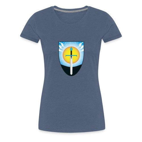 Freie Fechter zu Hamburg Schwertwahn - Frauen Premium T-Shirt