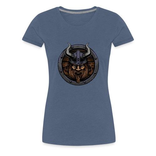 To Valhalla - Premium-T-shirt dam