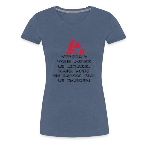 ASTRO VERSEAU - T-shirt Premium Femme