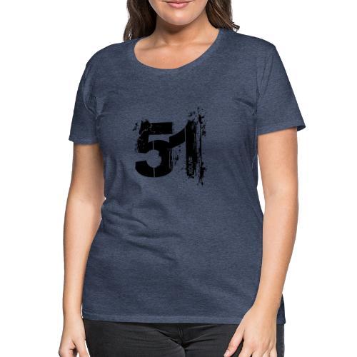 City_51_Köln - Frauen Premium T-Shirt