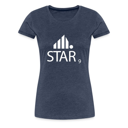 Star9 shirt woman - Premium T-skjorte for kvinner