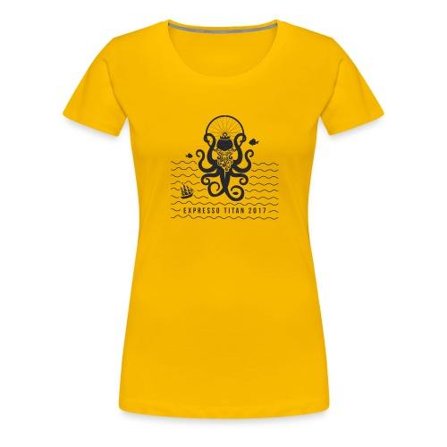 Shirt Blue png - Women's Premium T-Shirt