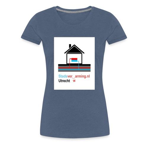 Stadsverarming Utrecht Baby romper - Vrouwen Premium T-shirt