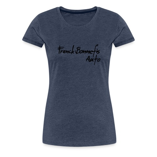 fba - T-shirt Premium Femme